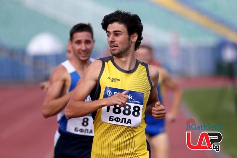 СК Актив 2013 шампион по титли, Дунав-Русе – по медали
