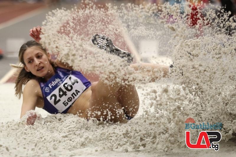 България със 17 атлети на Балканиадата за мъже и жени