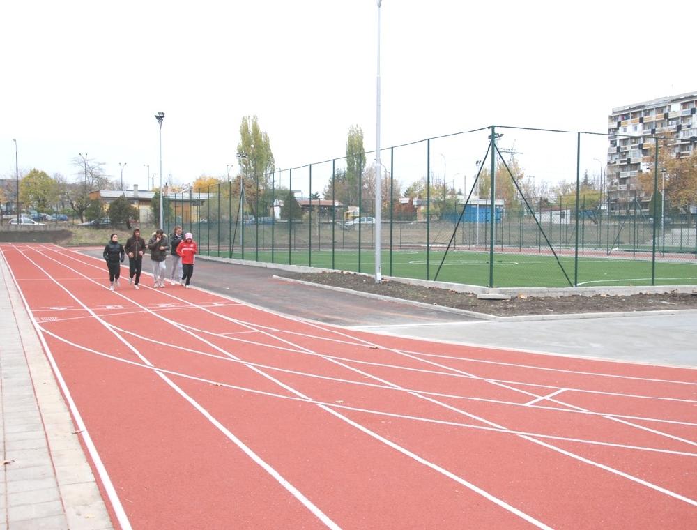 Без състезания по лека атлетика в календара на община Бургас