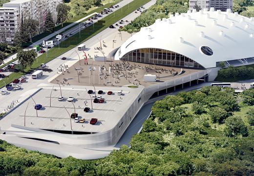 Отпуснаха 5 млн. лв. за оборудване на Арена Бургас