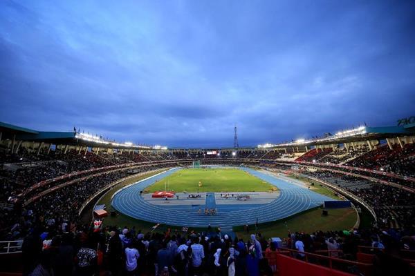 Кения приема световно първенство