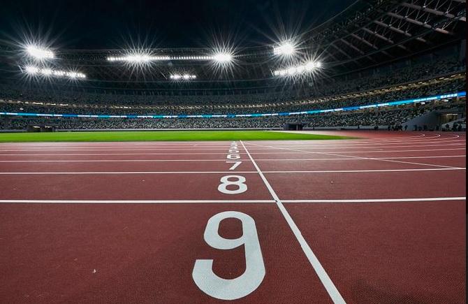 Откриха Олимпийския стадион в Токио