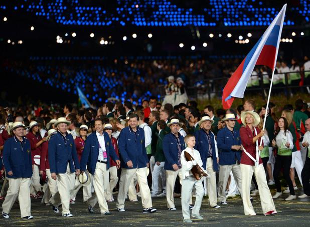 Връщат националното знаме на руските атлети